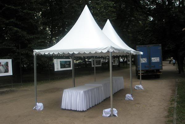 фото шатер аренда